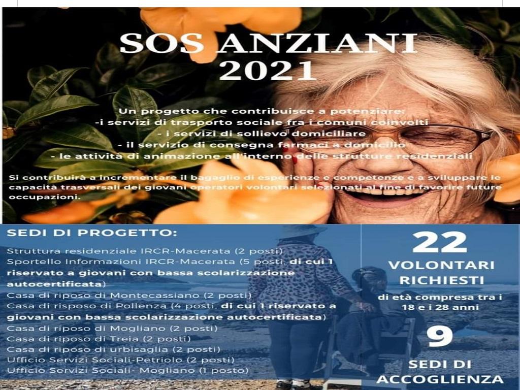 SOS ANZIANI 2021